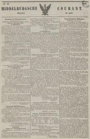 Middelburgsche Courant 1850-04-23