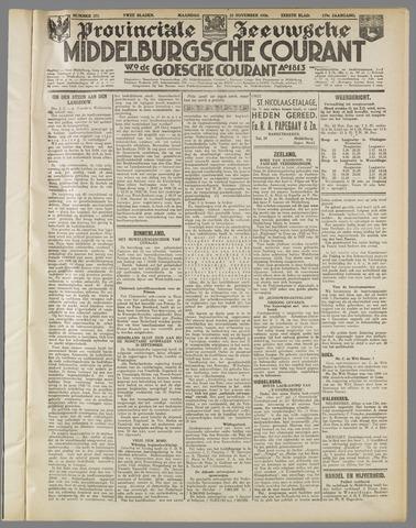 Middelburgsche Courant 1936-11-23