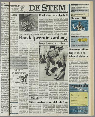 de Stem 1989-08-22