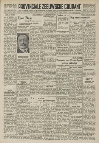 Provinciale Zeeuwse Courant 1946-12-14