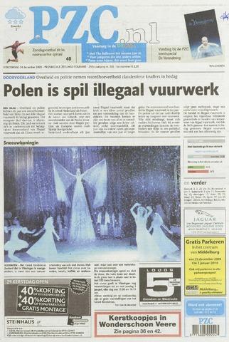 Provinciale Zeeuwse Courant 2009-12-24