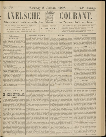 Axelsche Courant 1908-01-08