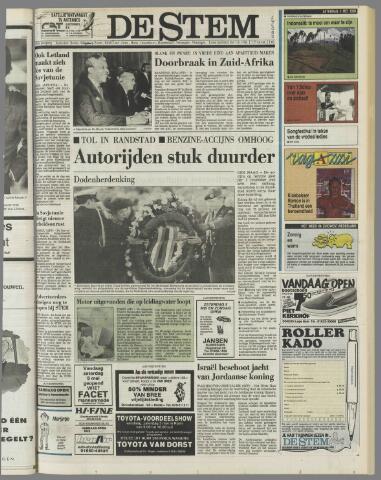 de Stem 1990-05-05