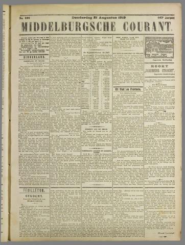 Middelburgsche Courant 1919-08-21