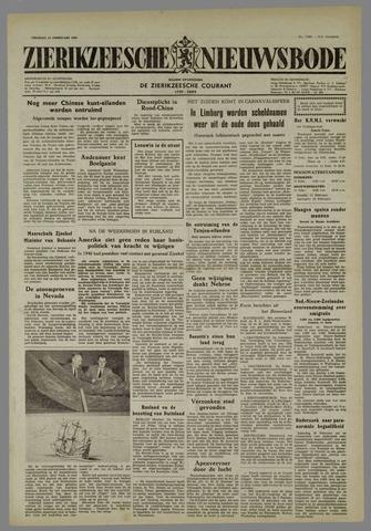Zierikzeesche Nieuwsbode 1955-02-11