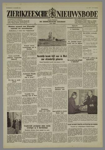 Zierikzeesche Nieuwsbode 1955-10-13