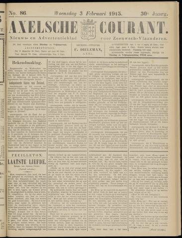 Axelsche Courant 1915-02-03