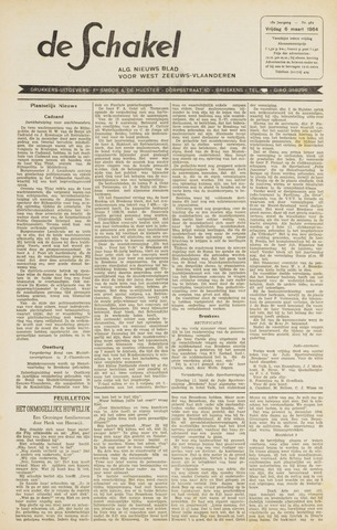 De Schakel 1964-03-06