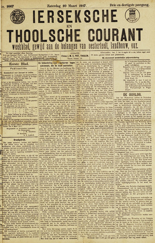 Ierseksche en Thoolsche Courant 1917-03-10