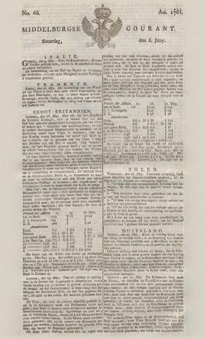 Middelburgsche Courant 1761-06-06