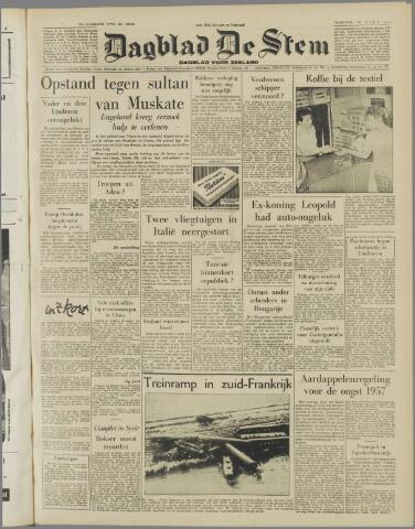 de Stem 1957-07-22
