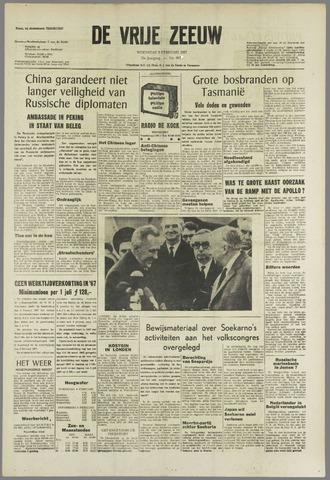 de Vrije Zeeuw 1967-02-08