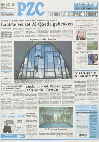 Provinciale Zeeuwse Courant 2001-12-17