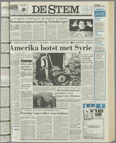 de Stem 1983-12-05