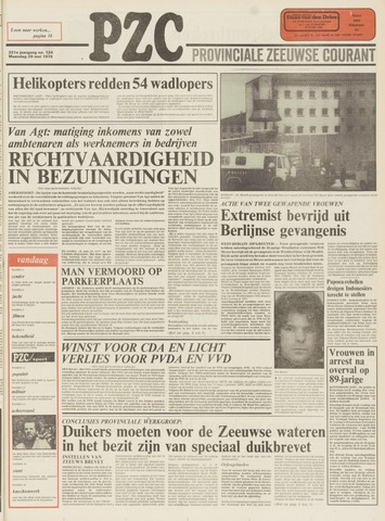 Provinciale Zeeuwse Courant 1978-05-29