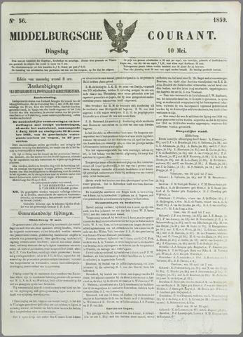 Middelburgsche Courant 1859-05-10
