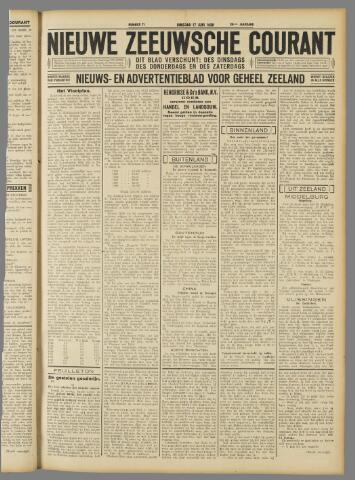 Nieuwe Zeeuwsche Courant 1930-06-17