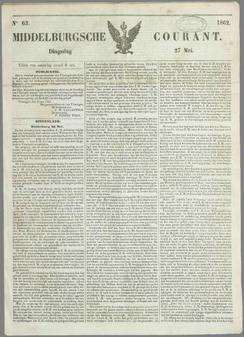 Middelburgsche Courant 1862-05-27