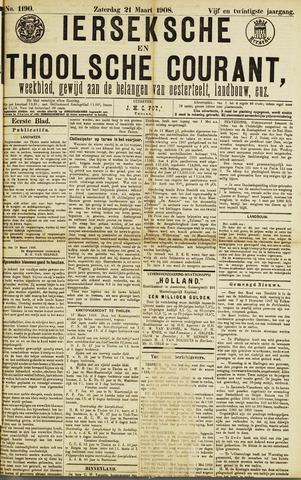 Ierseksche en Thoolsche Courant 1908-03-21