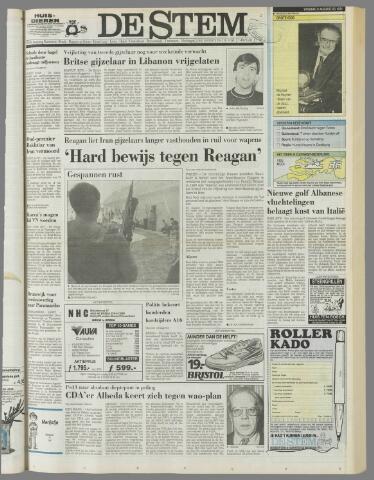 de Stem 1991-08-09
