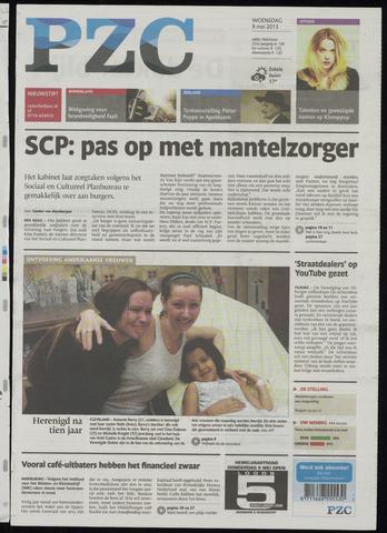 Provinciale Zeeuwse Courant 2013-05-08