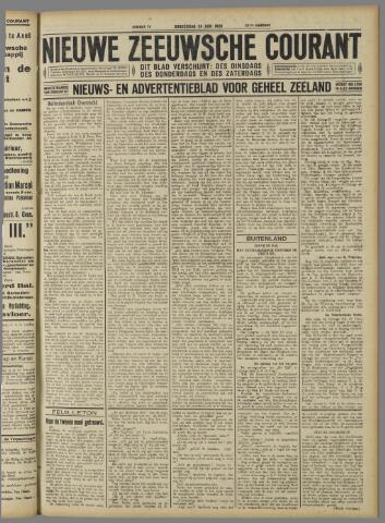Nieuwe Zeeuwsche Courant 1926-06-24