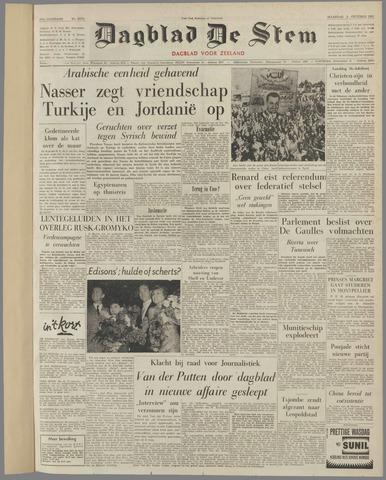 de Stem 1961-10-02