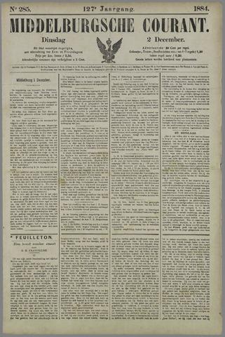 Middelburgsche Courant 1884-12-02