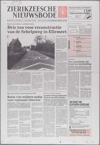 Zierikzeesche Nieuwsbode 1995-09-14