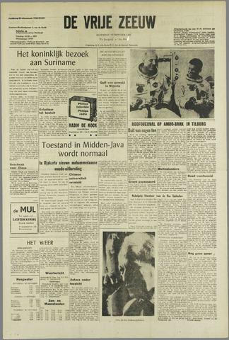 de Vrije Zeeuw 1965-10-16