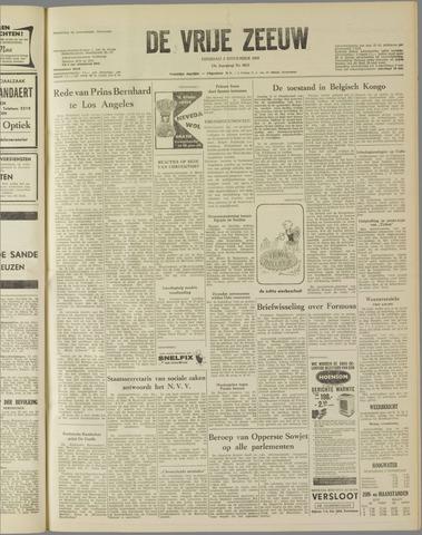 de Vrije Zeeuw 1959-11-03
