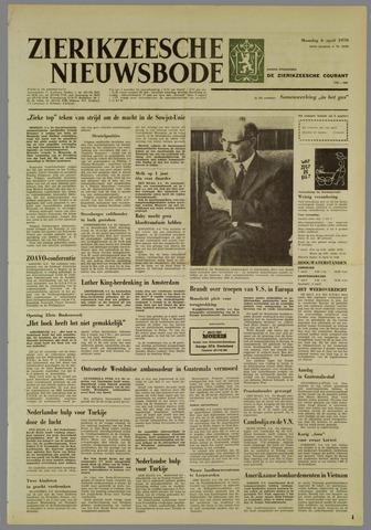 Zierikzeesche Nieuwsbode 1970-04-06