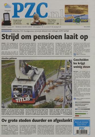 Provinciale Zeeuwse Courant 2011-08-16