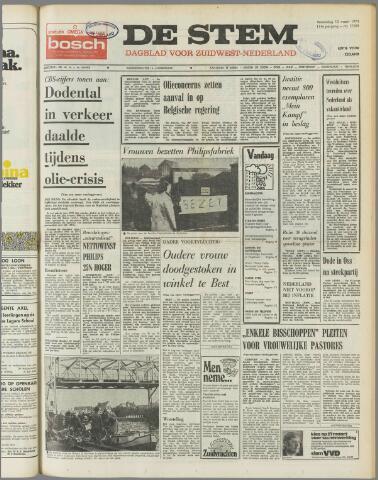 de Stem 1974-03-13