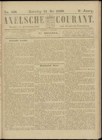 Axelsche Courant 1890-05-31