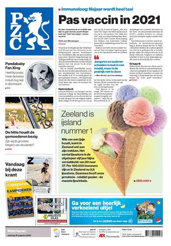 Provinciale Zeeuwse Courant 2020-08-15