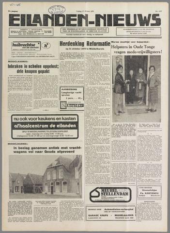 Eilanden-nieuws. Christelijk streekblad op gereformeerde grondslag 1978-10-27