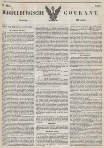 Middelburgsche Courant 1867-06-30