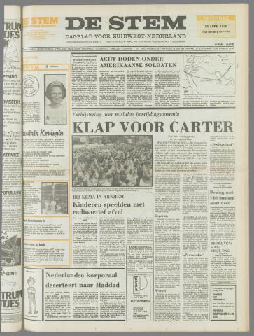 de Stem 1980-04-26