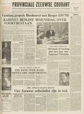 Provinciale Zeeuwse Courant 1972-07-18
