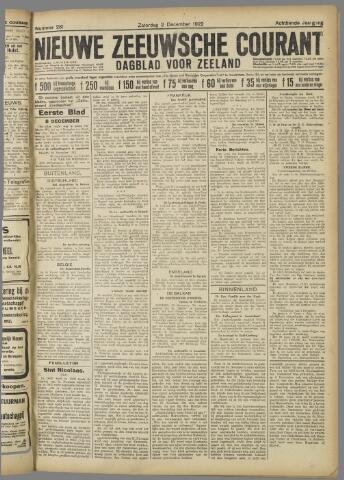 Nieuwe Zeeuwsche Courant 1922-12-02