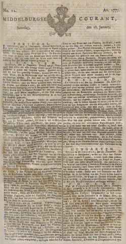 Middelburgsche Courant 1775-01-28