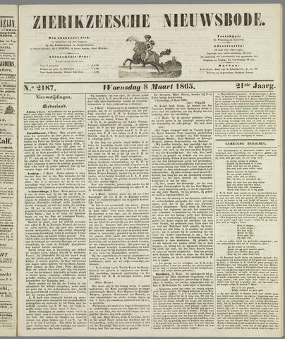 Zierikzeesche Nieuwsbode 1865-03-08