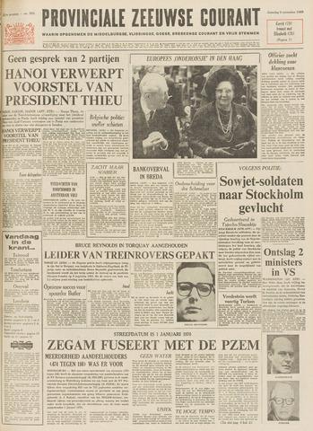 Provinciale Zeeuwse Courant 1968-11-09