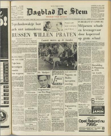 de Stem 1968-07-20