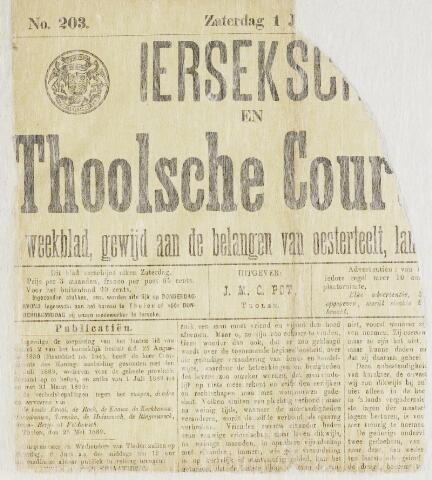 Ierseksche en Thoolsche Courant 1889-06-01