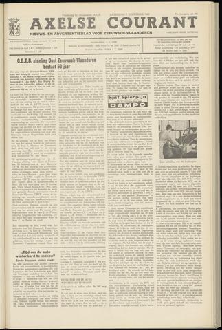 Axelsche Courant 1968-12-07