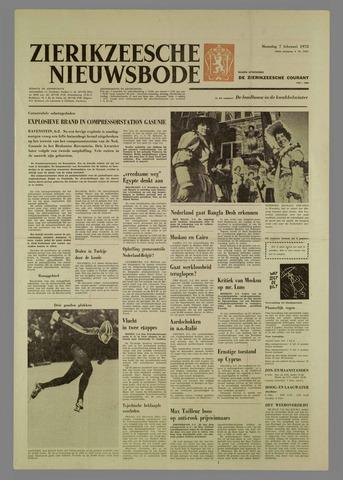 Zierikzeesche Nieuwsbode 1972-02-07