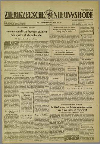 Zierikzeesche Nieuwsbode 1961