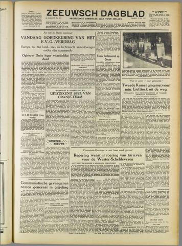 Zeeuwsch Dagblad 1952-05-09